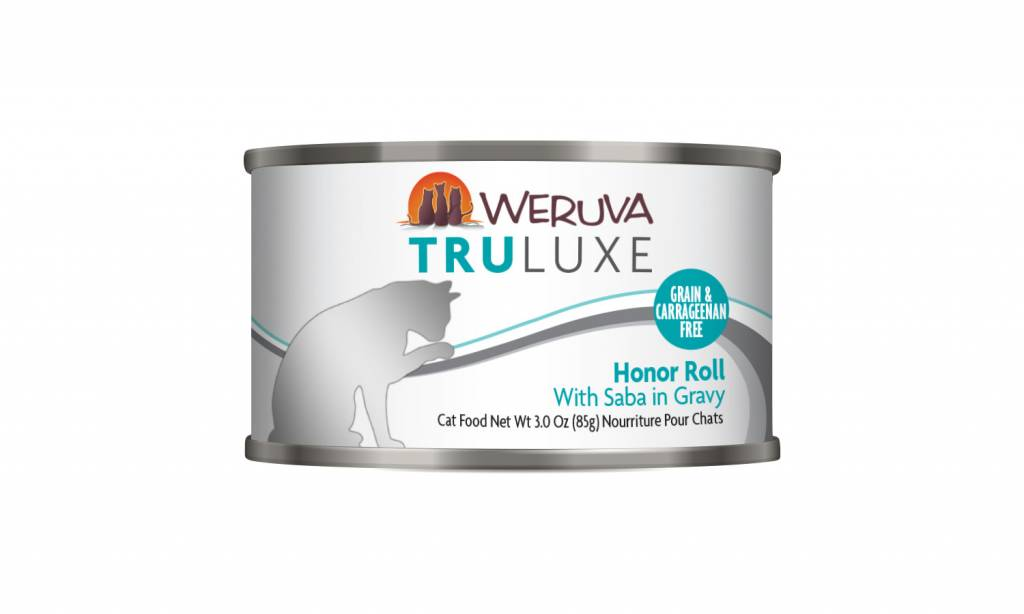 Weruva Weruva Truluxe Honor Roll with Saba in Gravy For Cats