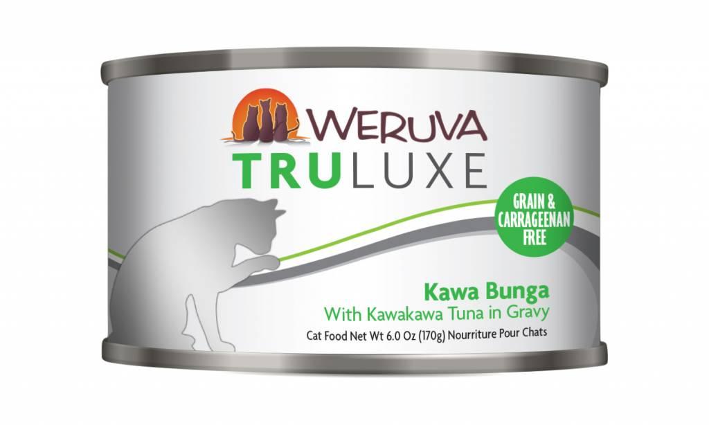 Weruva Weruva Truluxe Kawa Booty with Kawakawa Tuna in Gravy For Cats