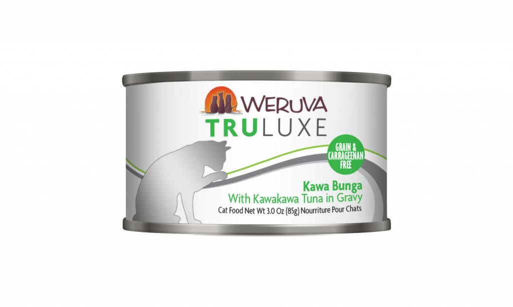 Weruva Weruva Truluxe Kawa Booty with Kawakawa Tuna in Gravy For Cats