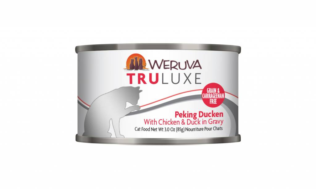 Weruva Weruva Truluxe Peking Ducken with Chicken & Duck in Gravy For Cats