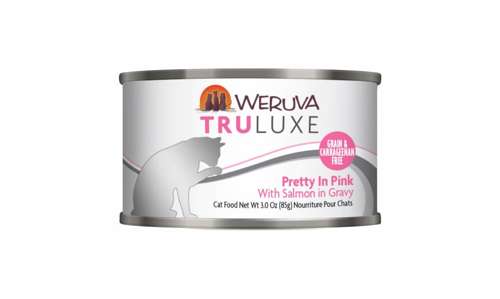 Weruva Weruva Truluxe Pretty in Pink with Salmon in Gravy For Cats