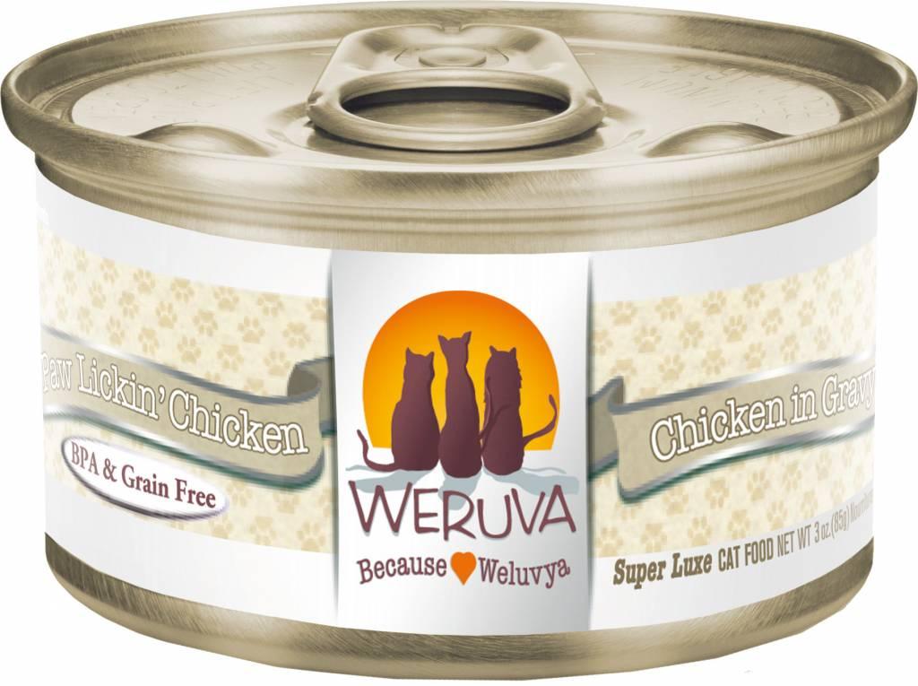 Weruva Weruva Paw Lickin' Chicken Chicken Recipe in Gravy For Cats