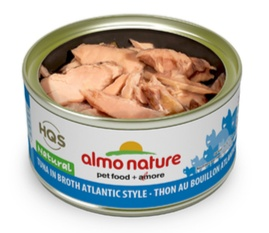 Almo Nature Almo Nature Tuna In Broth Atlantic Style
