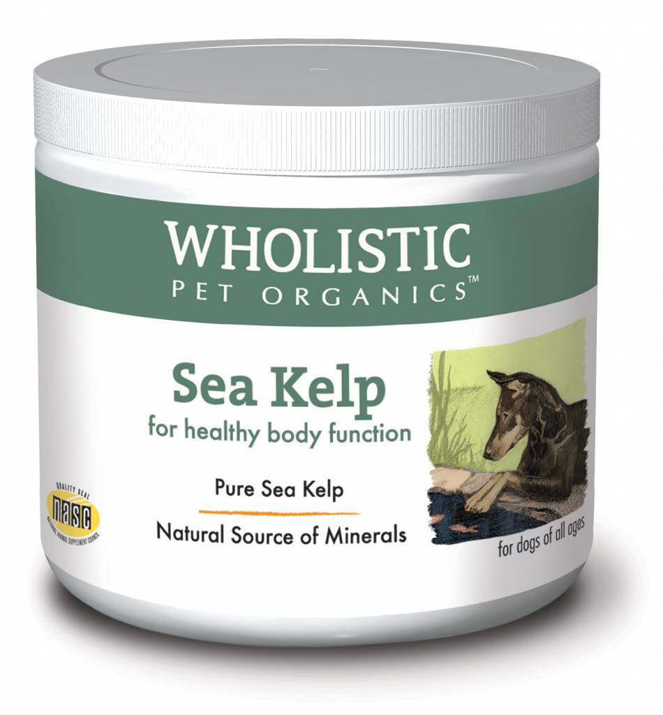 Wholistic Pet Organics Wholistic Sea Kelp