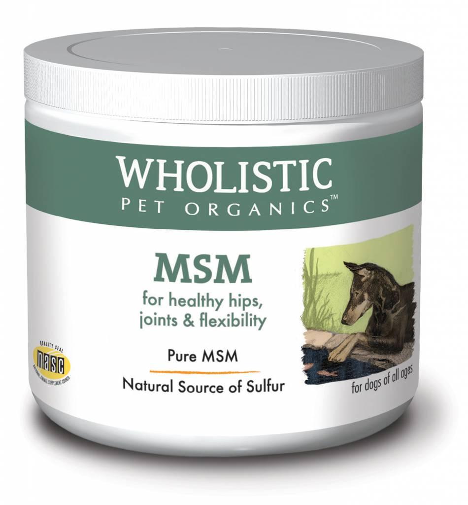 Wholistic Pet Organics Wholistic MSM 4oz