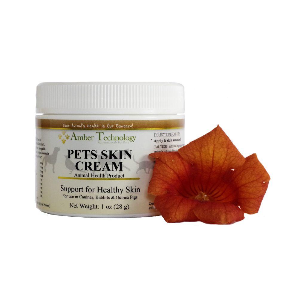 Amber Naturalz Amber Naturalz Pets Skin Cream