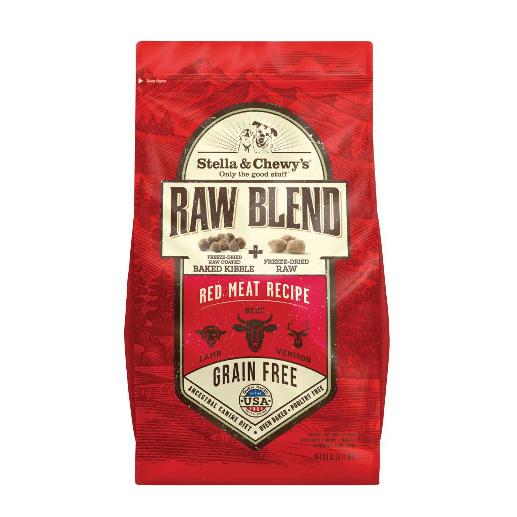 Stella & Chewys Stella & Chewys Raw Blend Red Meat Recipe