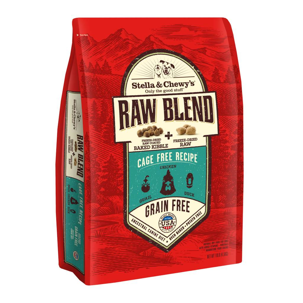Stella & Chewys Stella & Chewys Raw Blend Cage Free Recipe
