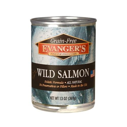 Evangers Evangers Grain Free Wild Salmon