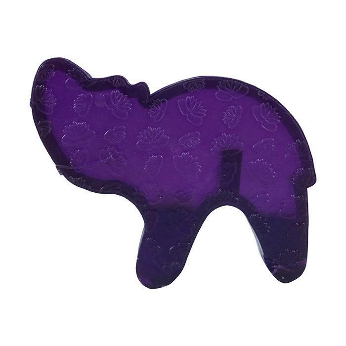 Kong Kong Squeezz Hippo Zoo Purple