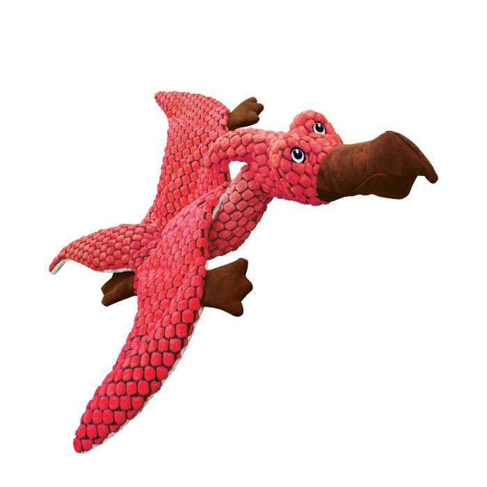 Kong Kong Dynos Coral Pterodactyl