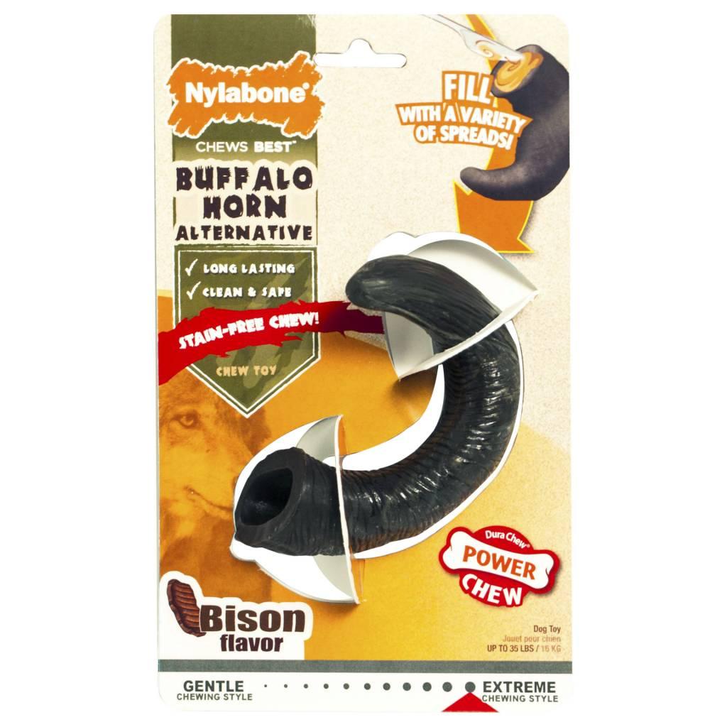 Nylabone Nylabone Buffalo Horn Alternative