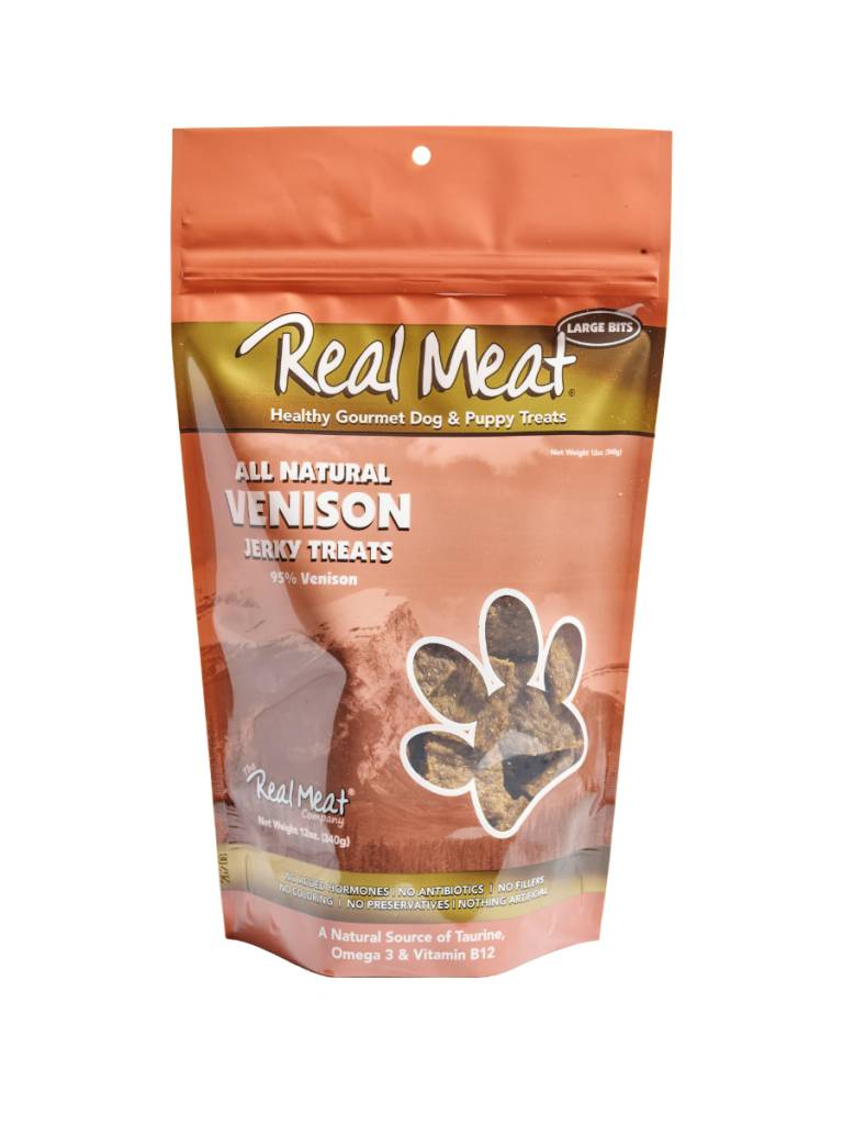 The Real Meat Real Meat Venison Jerky