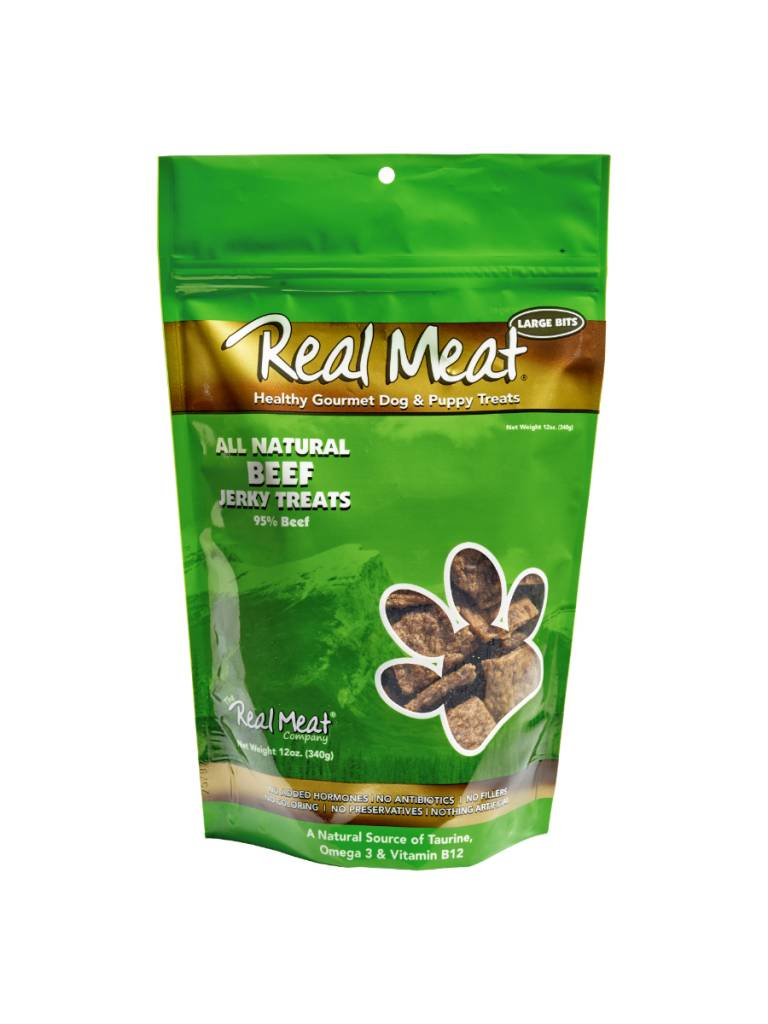 The Real Meat Real Meat Beef Jerky
