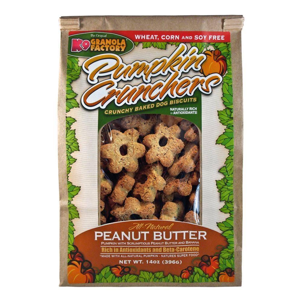 K9 Granola Factory K9 Granola Pumpkin Crunch Peanut Butter & Banana 14oz