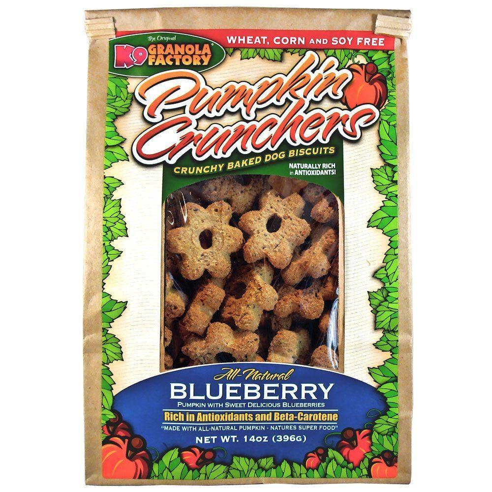 K9 Granola Factory K9 Granola Pumpkin Crunch Blueberry 14oz