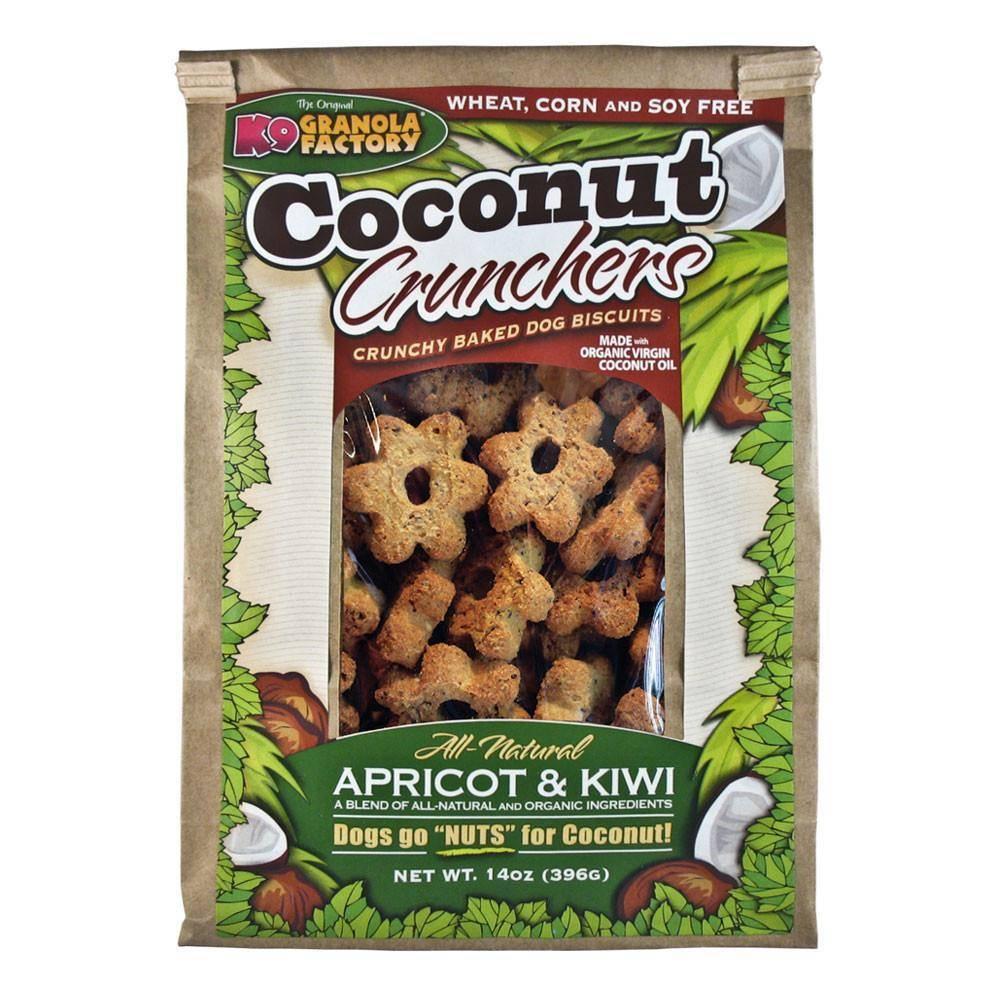 K9 Granola Factory K9 Granola Coconut Crunch Apricot & Kiwi 16oz