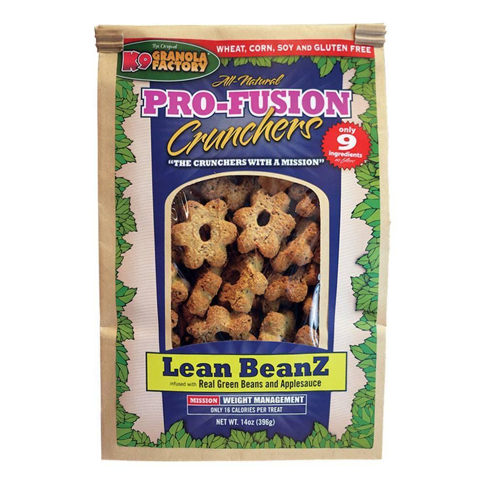 K9 Granola Factory K9 Granola Profusion Crunch Lean Bean 14oz