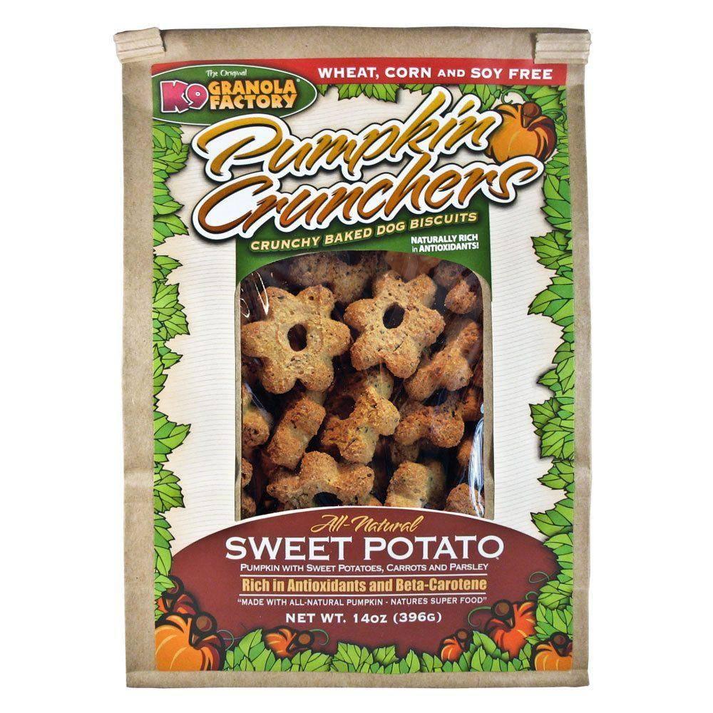 K9 Granola Factory K9 Granola Pumpkin Crunch Sweet Potato 14oz