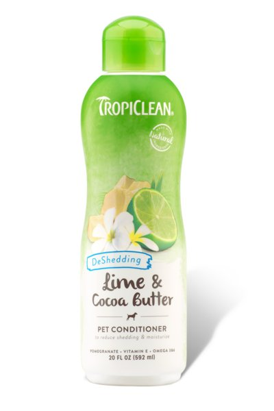 Tropiclean TROPICLEAN LIME & COCOA BUTTER, CONDITIONER 20oz