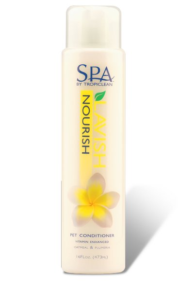 Tropiclean TROPICLEAN SPA NOURISH, CONDITIONER 16oz