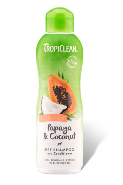 Tropiclean Tropiclean Papaya, Shampoo 20oz