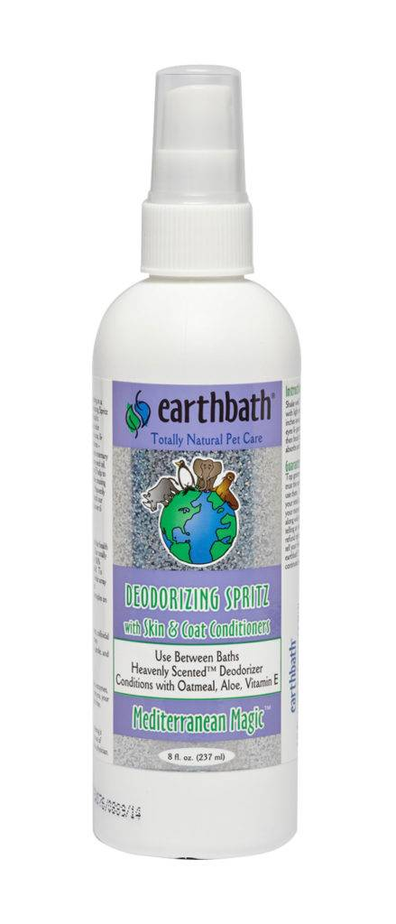 EARTHBATH EARTHBATH DEODORIZING SPRITZ MEDITERRANEAN MAGIC 8oz