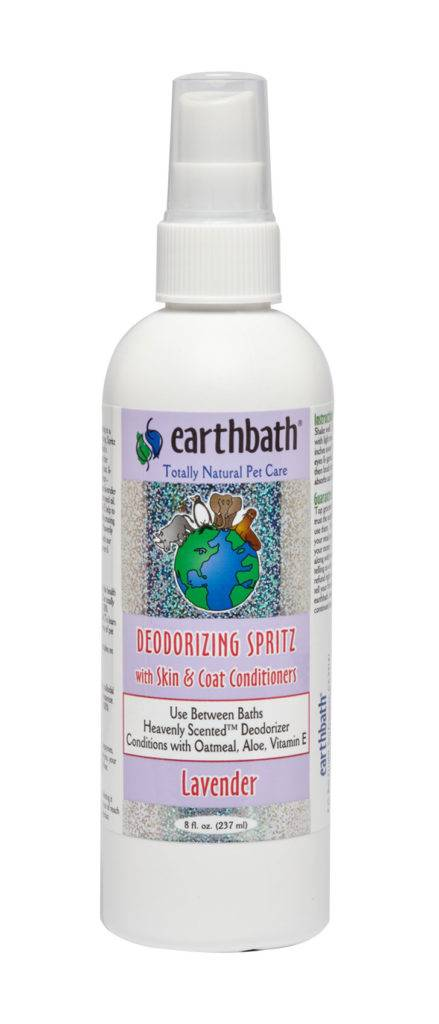 Earthbath Earthbath Deodorizing Spritz Lavender 8oz