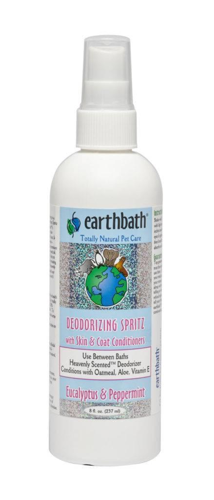 Earthbath Earthbath Deodorizing Spritz Eucalyptus Peppermint 8oz