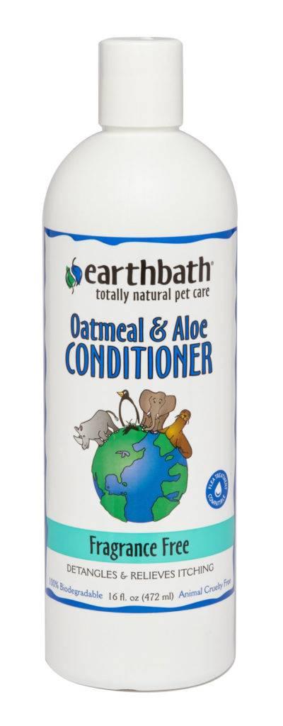 Earthbath Earthbath Oatmeal & Aloe Conditioner Fragrance Free