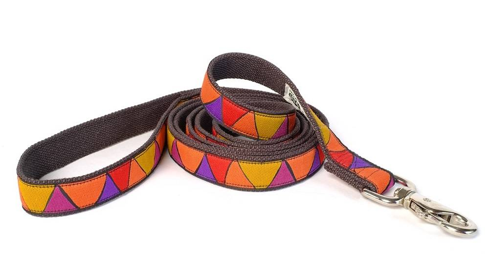 Earth Dog Earth Dog Murray Hemp Leash 6' x 3/4""
