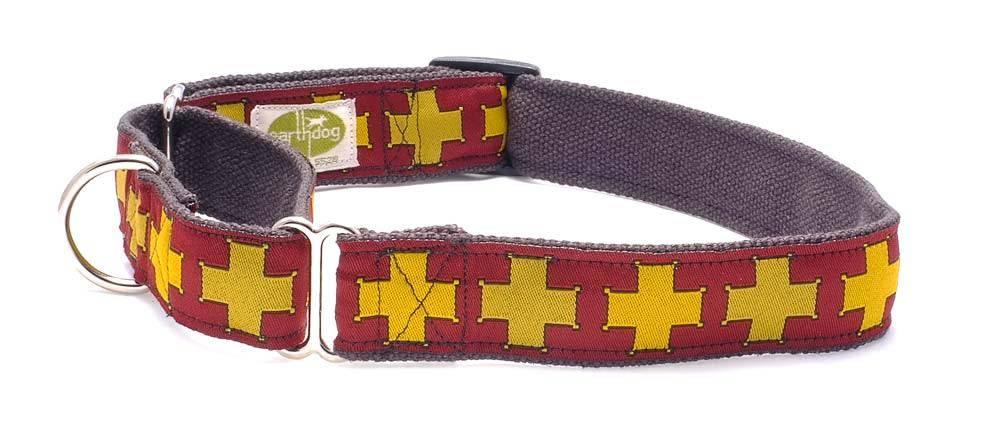 Earth Dog Earth Dog Watson Hemp Martingale Collar