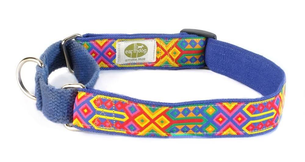 Earth Dog Earth Dog Speck Hemp Martingale Collar