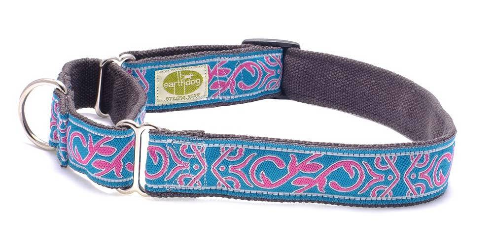 Earth Dog EARTH DOG PHINEUS HEMP MARTINGALE COLLAR