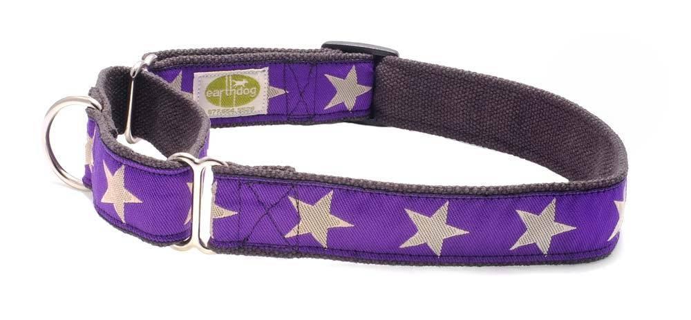 Earth Dog Earth Dog Koy-IV Hemp Martingale Collar
