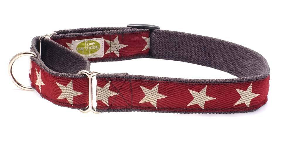 Earth Dog Earth Dog Kody-II Hemp Martingale Collar