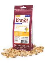 BRAVO BRAVO HEALTHY BITES CHICKEN BREAST 1.25oz
