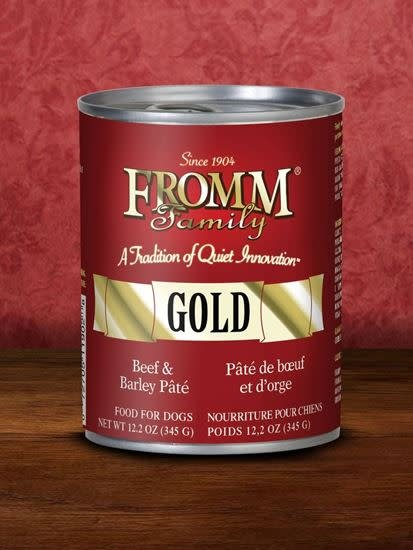 Fromm Fromm Beef & Barley Pate