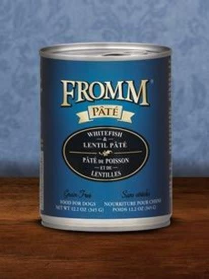 Fromm FROMM WHITEFISH & LENTIL PATE