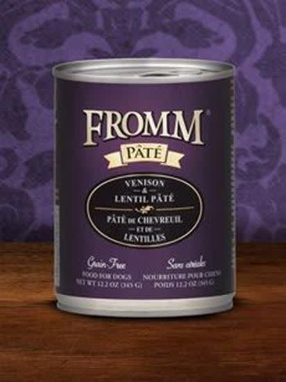 Fromm Fromm Venison & Lentil Pate