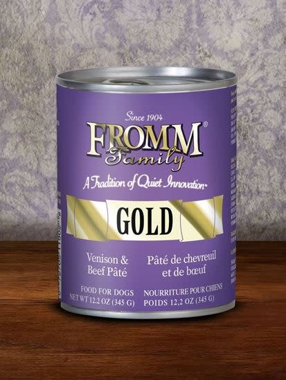 Fromm Fromm Venison & Beef Pate