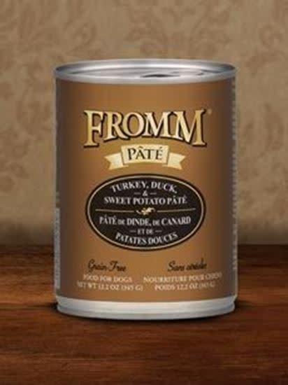 Fromm Fromm Turkey, Duck & Sweet Potato Pate