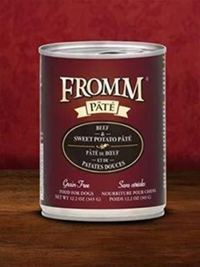 Fromm Fromm Beef & Sweet Potato Pate