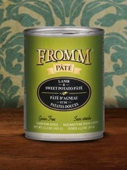 Fromm Fromm Lamb & Sweet Potato Pate