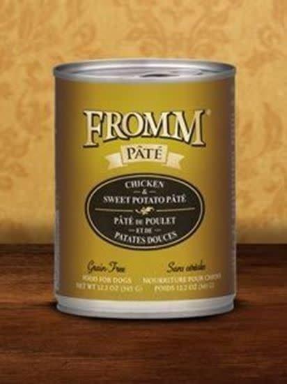 Fromm Fromm Chicken & Sweet Potato Pate