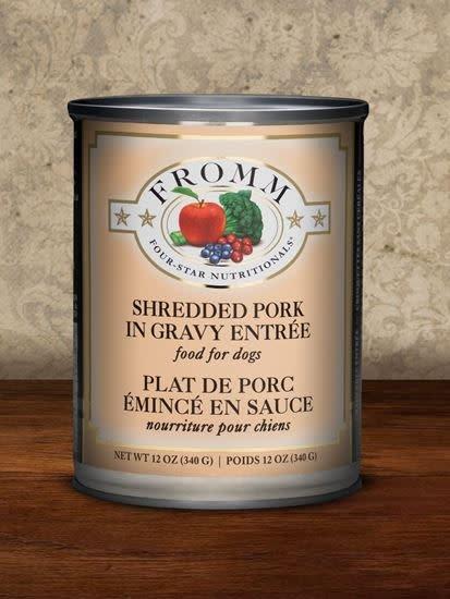 Fromm Fromm Shredded Pork In Gravy Entree
