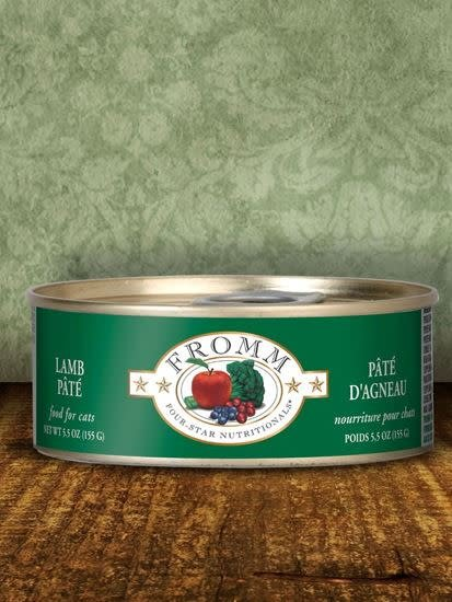 Fromm Fromm Lamb Pate For Cats
