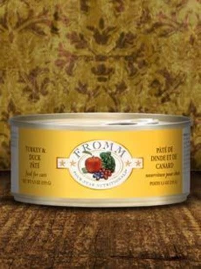 Fromm Fromm Turkey & Duck Pate For Cats
