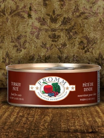 Fromm Fromm Turkey Pate For Cats