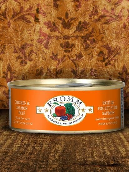Fromm Fromm Chicken & Salmon Pate For Cats